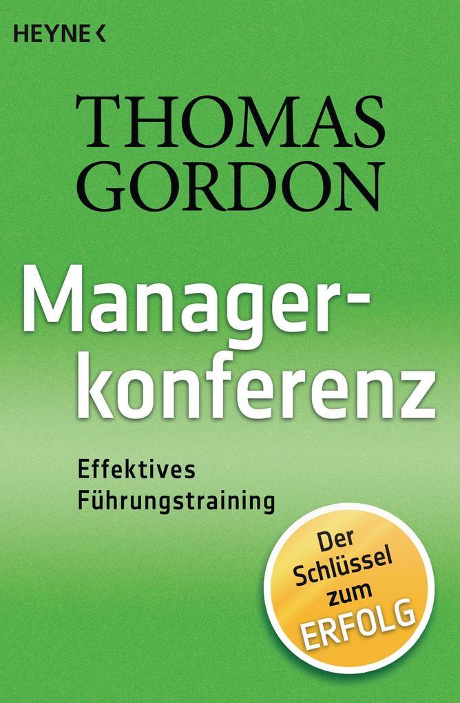 Managerkonferenz als Taschenbuch