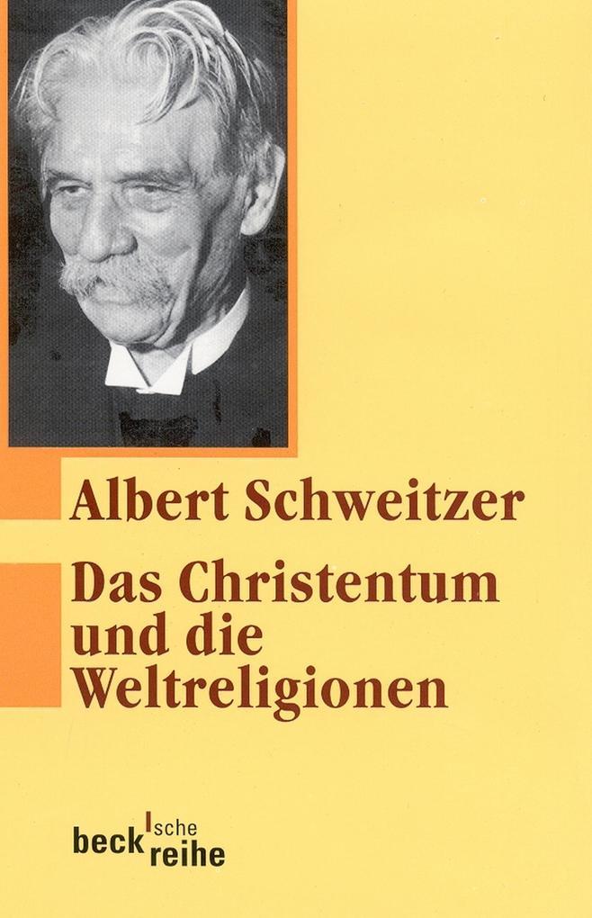 Das Christentum und die Weltreligionen als eBook