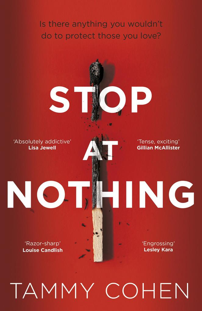 Stop At Nothing als eBook