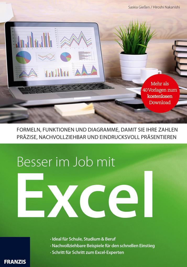 Besser im Job mit Excel als eBook von Saskia Gi...