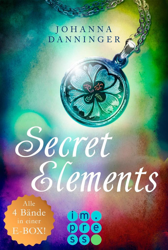 Secret Elements: Alle 4 Bände der Reihe in einer E-Box! als eBook