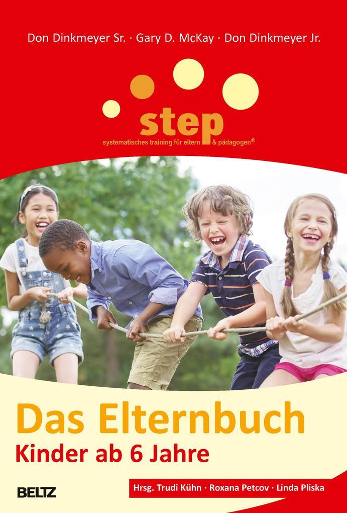 Step - Das Elternbuch als Taschenbuch