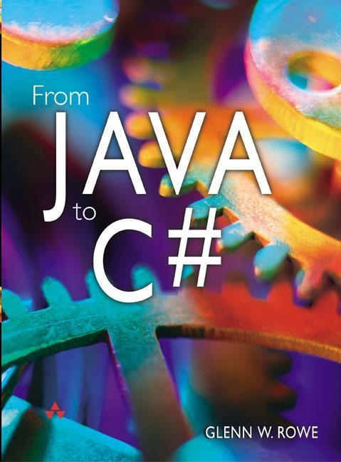 From Java to C als Buch