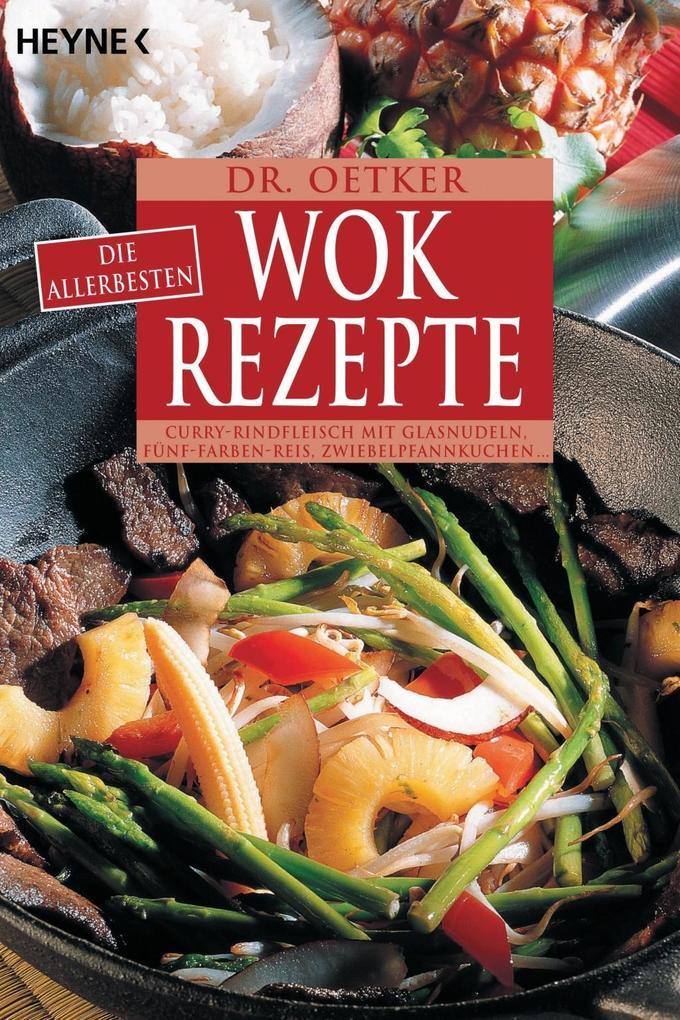 Dr. Oetker: Die allerbesten Wok-Rezepte als Taschenbuch