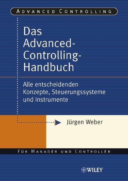Das Advanced-Controlling-Handbuch als Buch