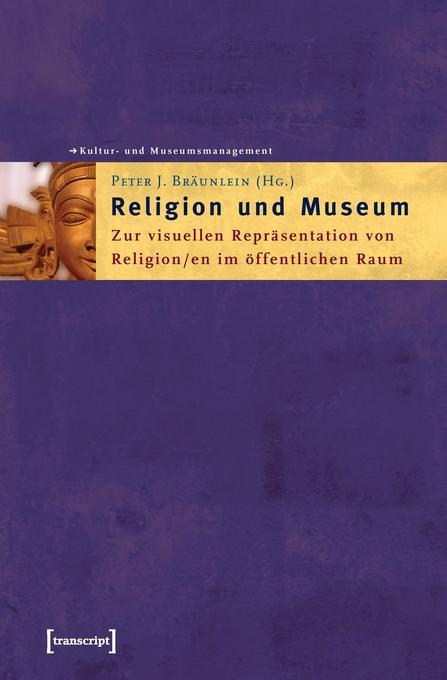 Religion und Museum als Buch