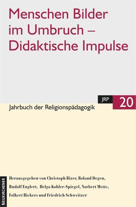 Jahrbuch der Religionspädagogik 20. (JRP) als Buch