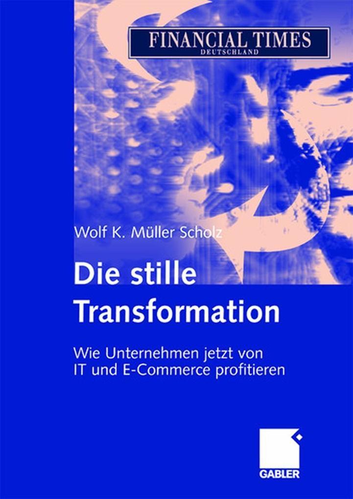 Die stille Transformation als Buch