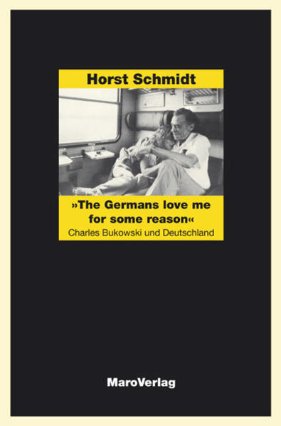 """The Germans love me for some reason"" als Buch"
