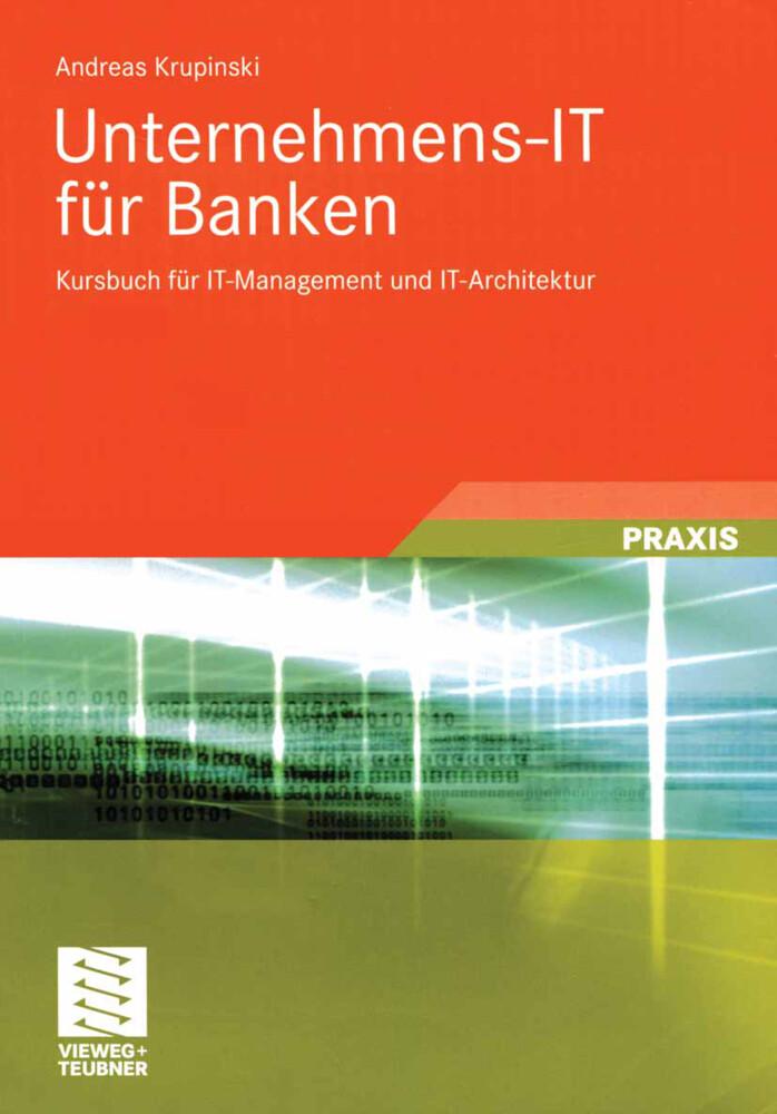 Unternehmens-IT für Banken als Buch