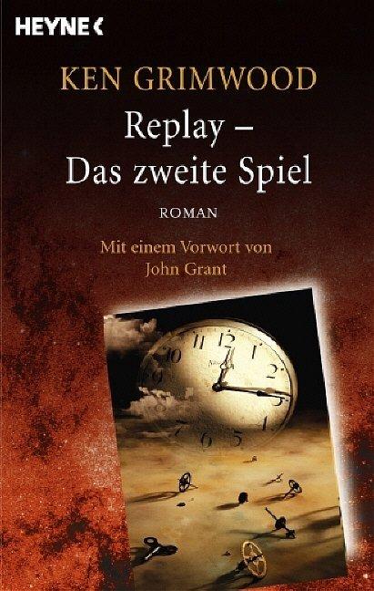 Replay - Das zweite Spiel als Taschenbuch