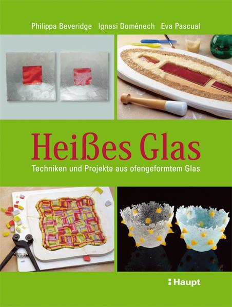 Heißes Glas als Buch