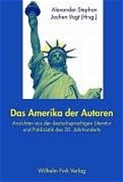 Das Amerika der Autoren als Buch