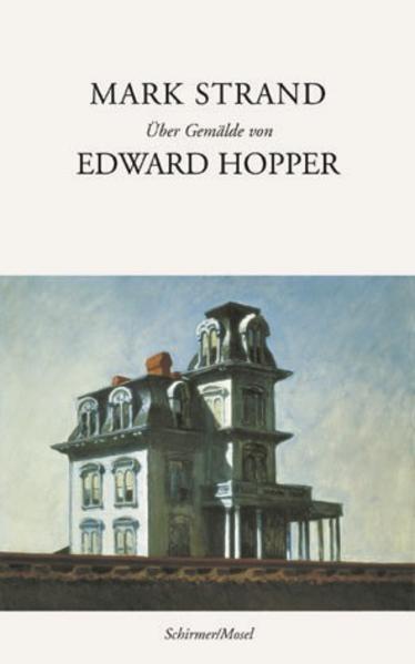 Über Gemälde von Edward Hopper als Buch