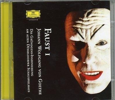 Faust I. 2 CDs als Hörbuch CD