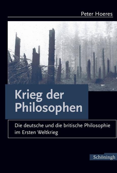 Der Krieg der Philosophen als Buch (gebunden)