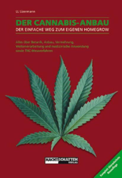 Der Cannabis - Anbau als Buch (kartoniert)