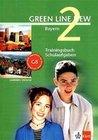 Green Line New 2. Trainingsbuch Schulaufgaben, Heft mit Audio-CD. Bayern