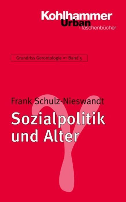 Sozialpolitik und Alter als Taschenbuch