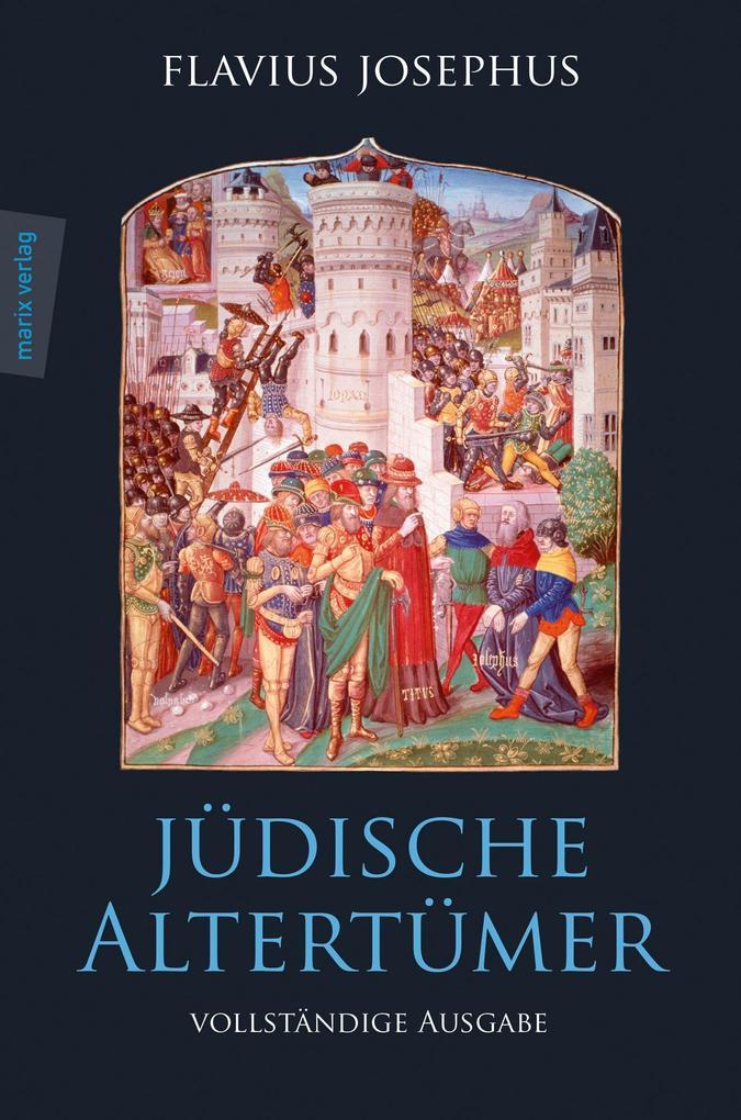 Jüdische Altertümer als Buch (gebunden)