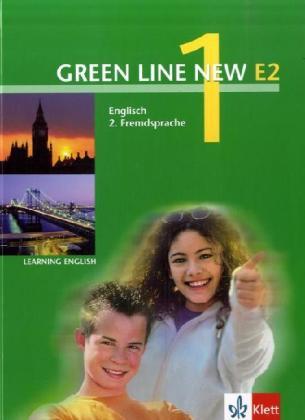 Green Line New E2 1. Schülerbuch als Buch (gebunden)