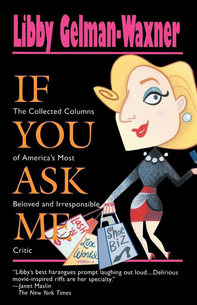 If You Ask Me - Trade Paperbac als Taschenbuch