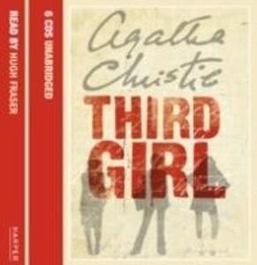 Third Girl als Hörbuch CD