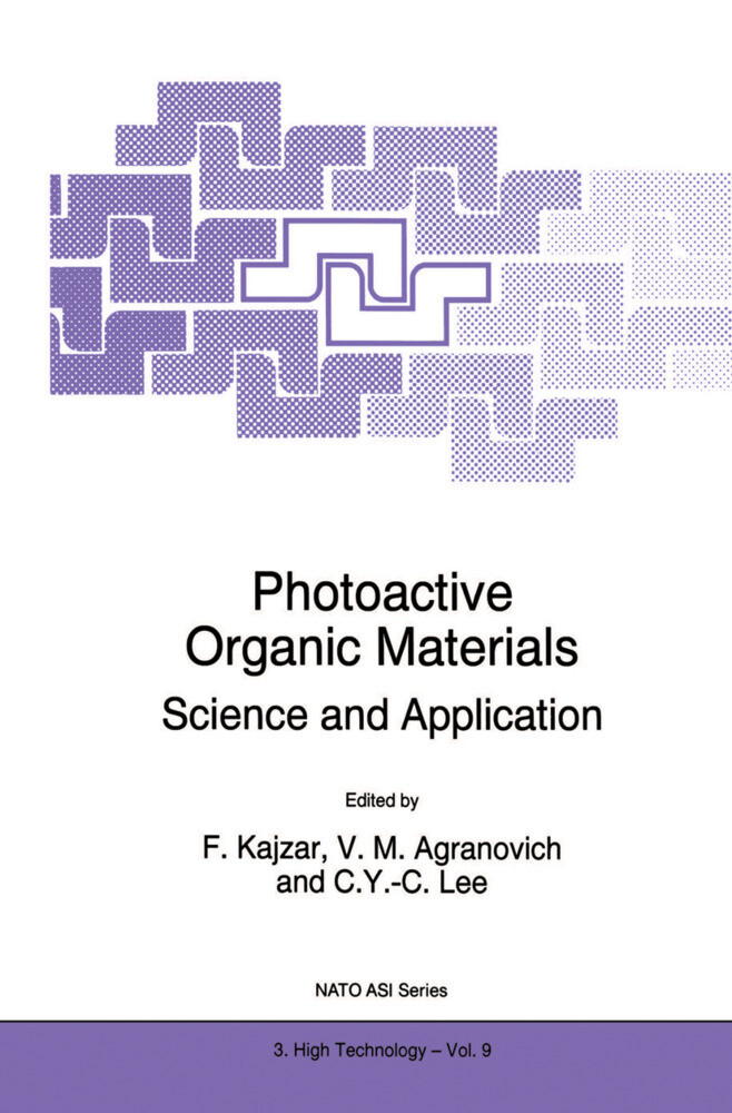 Photoactive Organic Materials als Buch (gebunden)