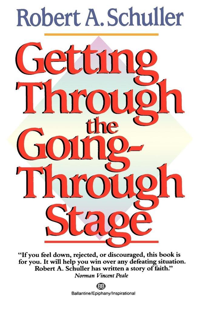 Getting Through the Going als Taschenbuch