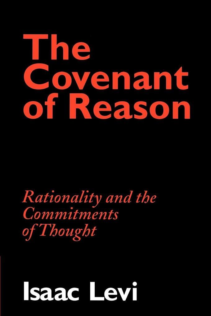 The Covenant of Reason als Buch (kartoniert)