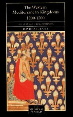 The Western Mediterranean Kingdoms als Taschenbuch