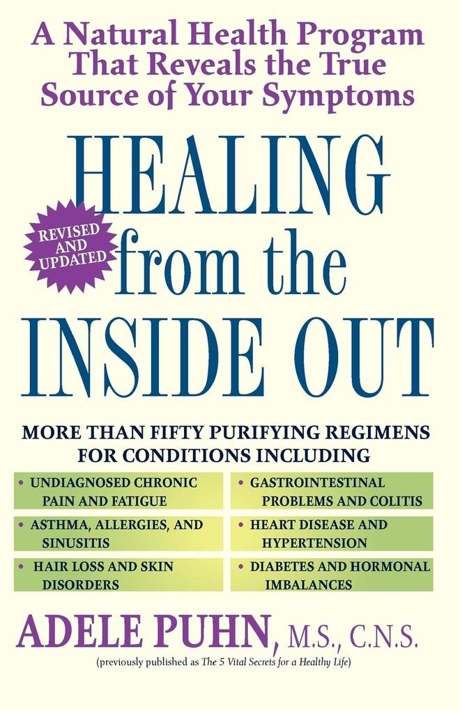 Healing from the Inside Out als Taschenbuch