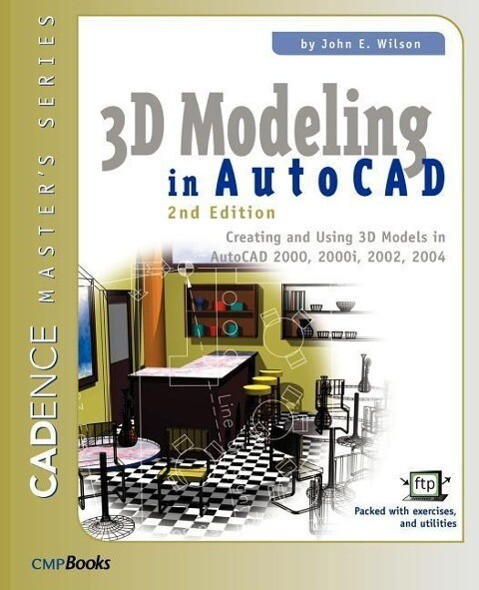 3D Modeling in AutoCAD als Taschenbuch