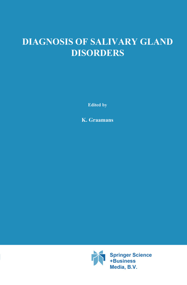 Diagnosis of salivary gland disorders als Buch (gebunden)
