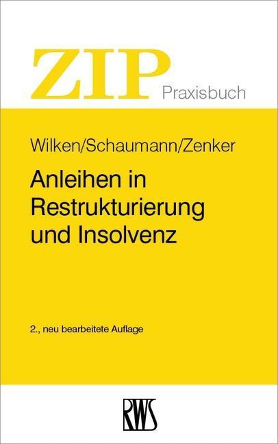 Anleihen in Restrukturierung und Insolvenz als eBook