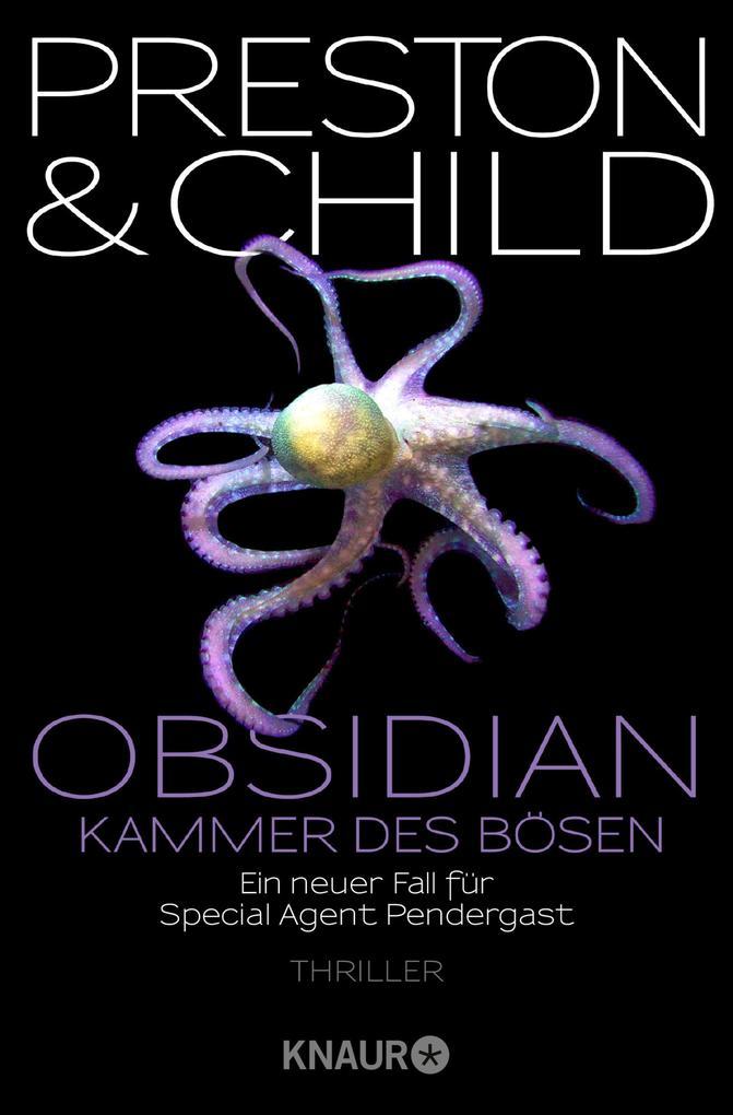Obsidian - Kammer des Bösen als eBook