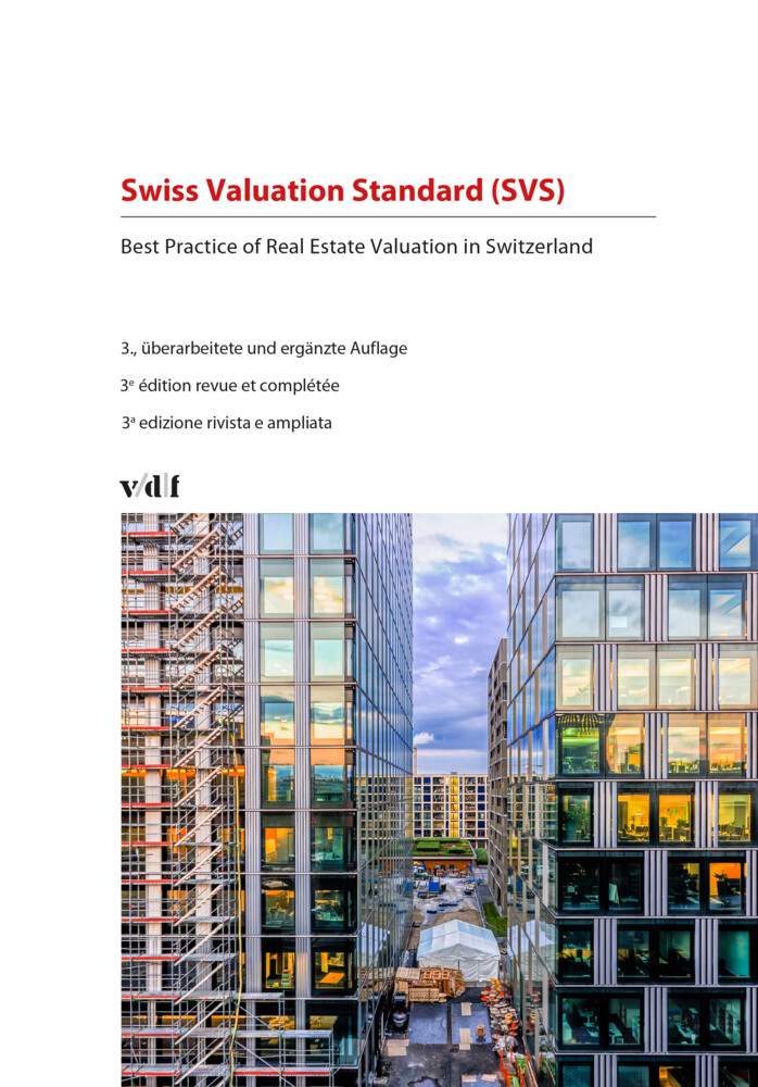 Swiss Valuation Standard (SVS) als Buch