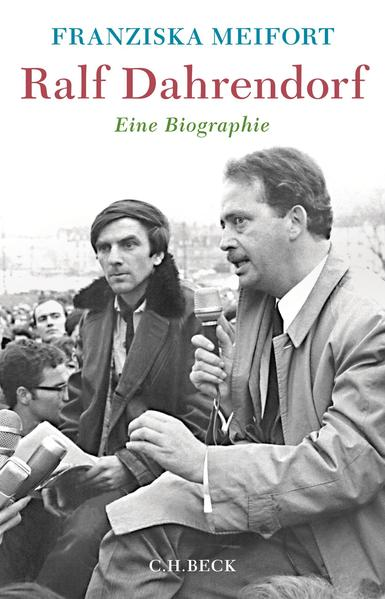 Ralf Dahrendorf als Buch