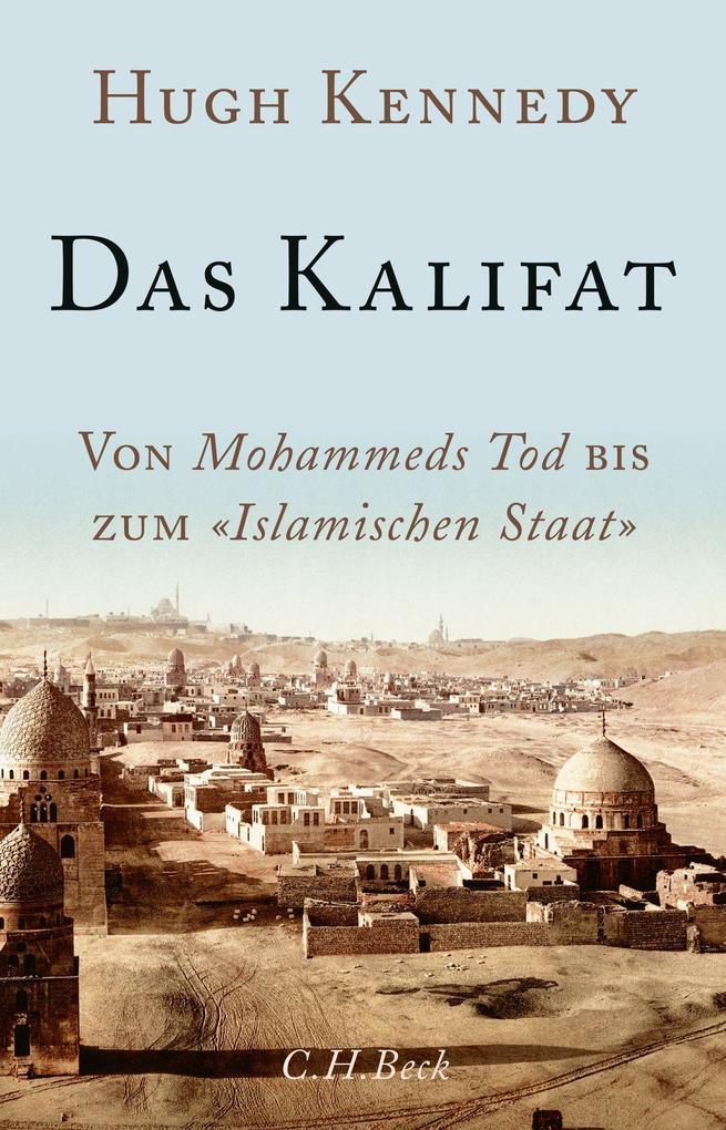 Das Kalifat als Buch (gebunden)