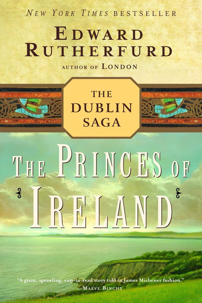 The Princes of Ireland: The Dublin Saga als Taschenbuch
