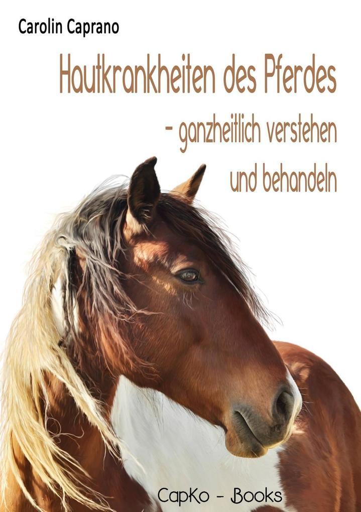 Hautkrankheiten des Pferdes als eBook epub