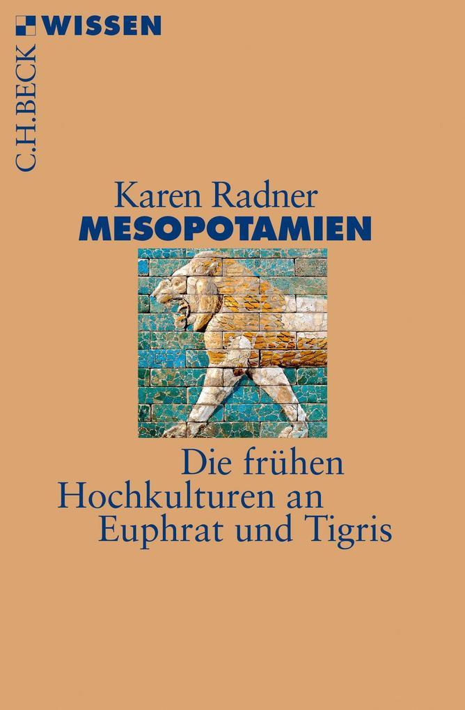 Mesopotamien als Taschenbuch