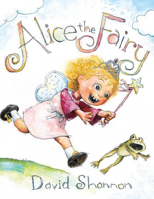 Alice the Fairy als Buch