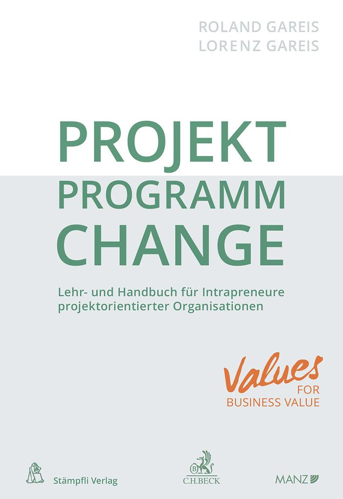 PROJEKT.PROGRAMM.CHANGE als eBook