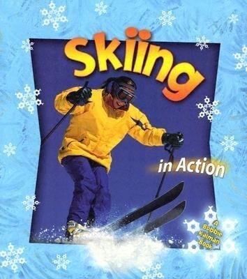 Skiing in Action als Taschenbuch