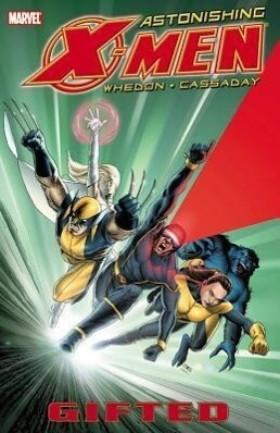 Astonishing X-men Vol.1: Gifted als Buch