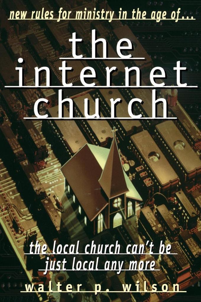 The Internet Church als Taschenbuch