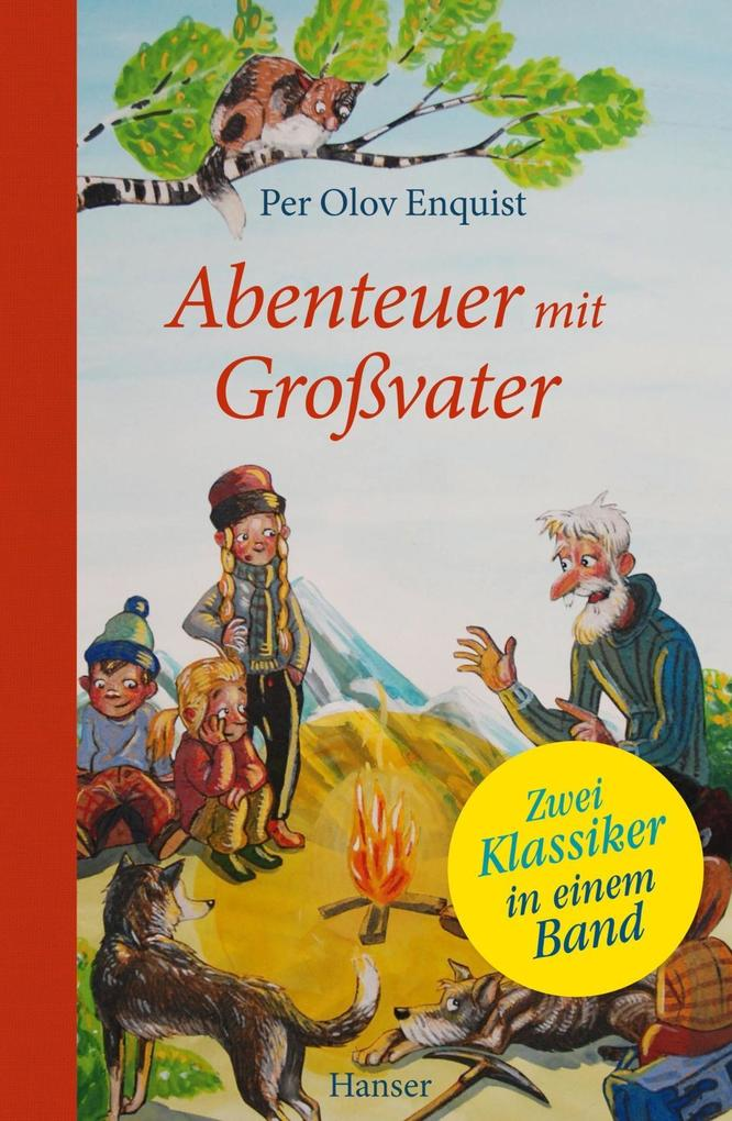 Abenteuer mit Großvater als Buch