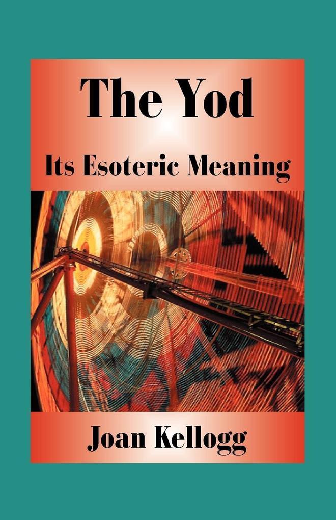 The Yod als Buch