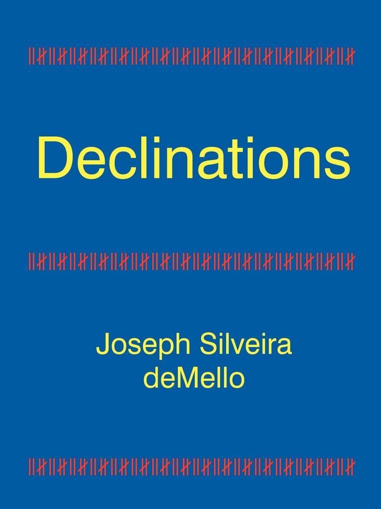 Declinations als Taschenbuch